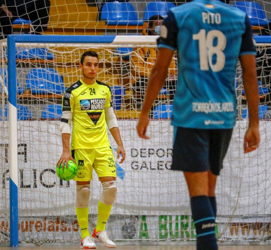 Burela Pescados Rubén FS en busca de  tres nuevos puntos ante el Fútbol Emotion Zaragoza
