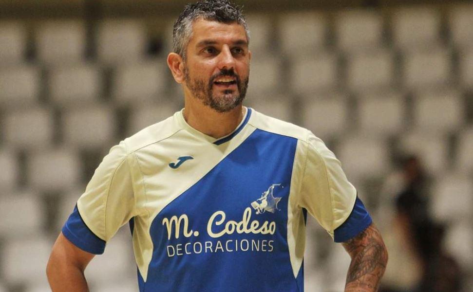 Hoy entrevistamos a Manolo Codeso entrenador del Cidade de As Burgas