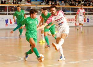 Noia Portus Apostoli y Santiago Futsal firman tablas en una disputada semifinal de la XXIX Copa Galicia