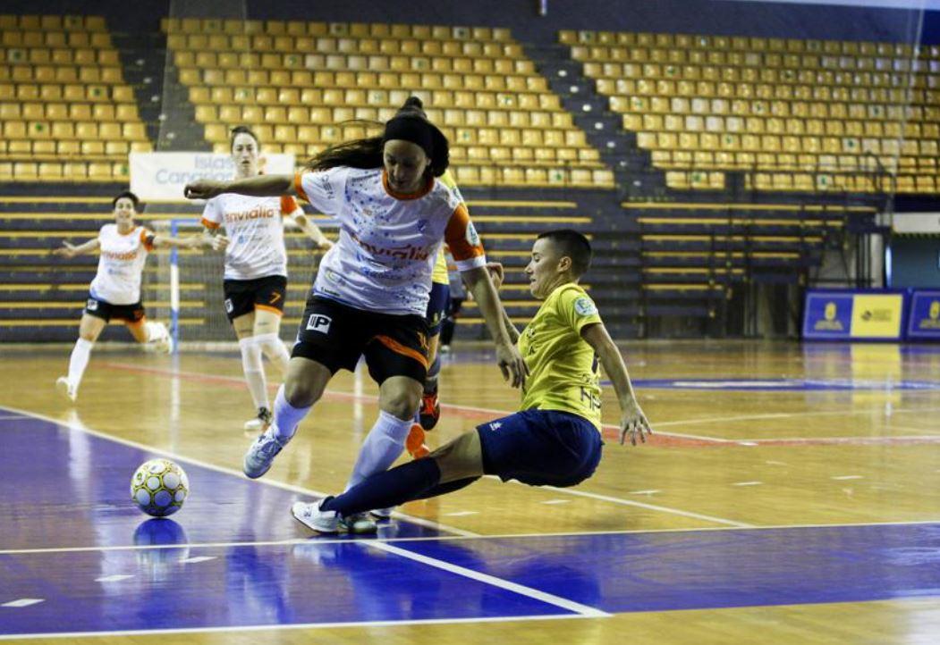 Gran Canaria Teldeportivo cae ante el Ourense Envialia con un gol de Marta