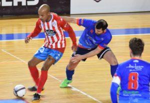 El CD Lugo Sala cae en la cancha del Begonte FS , en un partido con muchas alternativas ( 6 – 4 )