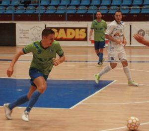 Transricard Ventorrillo FS, recibe a un  Leis Pontevedra que disputó Play Off la pasada temporada