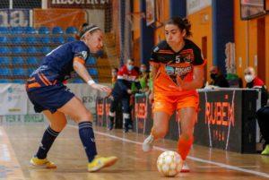 Burela P.Rubén derrota a un ordenado y combativo UA Alicante  ( 2-0 )