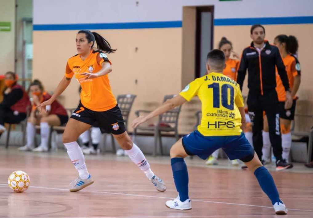 Viaxes Amarelle FSF, vence a Gran Canaria Teldeportivo  ( 4 – 3 )