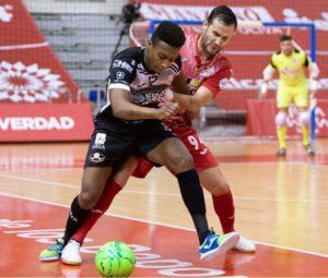 Un ¨buen¨ Burela P.Rubén cae por la mínima ante ElPozo Murcia ( 2 – 1 )