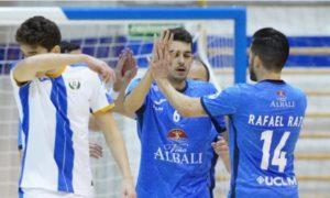 Copa de S.M El Rey – Viña Albali Valdepeñas, vence al Leganés y disputará los octavos de final