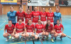 El Colme Futsal se impone a Rivas y se sitúa líder