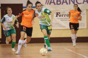 Viaxes Amarelle FSF y Cidade de As Burgas disputarán un derbi gallego con necesidades para ambos