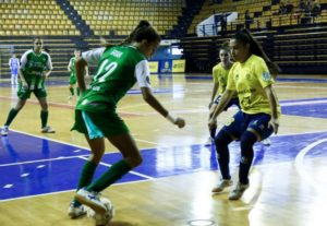 Gran Canaria Teldeportivo y Cidade de As Burgas firman tablas  ( 3 – 3 )