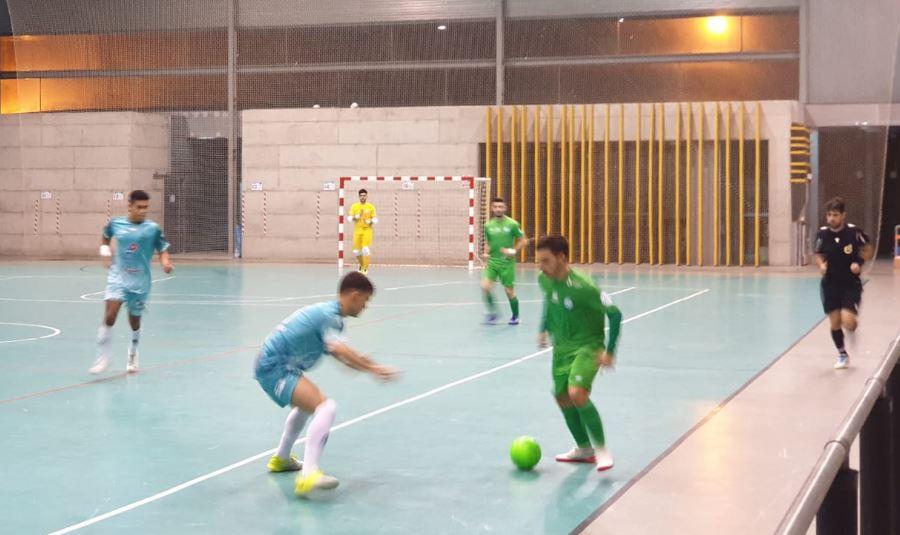 Santiago Futsal sigue en la Copa de S.M El Rey, al vencer al Leis Pontevedra ( 2 – 6 )