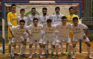 El JERUBEX Santiago Futsal cae ante el Ciudad de Móstoles, a pesar de una buena segunda parte ( 1 – 3 )