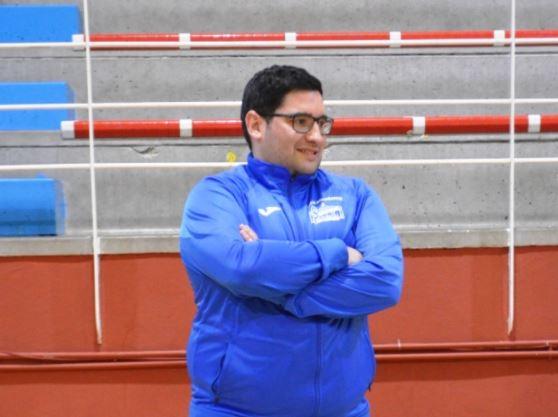 Hoy entrevistamos a Jaime Garcia , entrenador CD Salesianos Puertollano