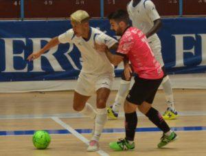 Copa de S.M El Rey – Noia FS , se impone a un  O Parrulo Ferrol, con mucha juventud en sus filas  ( 5 – 1 )