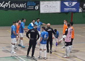 El Transricard Ventorrillo y el Ribeira FS firman tablas ( 3 – 3 )