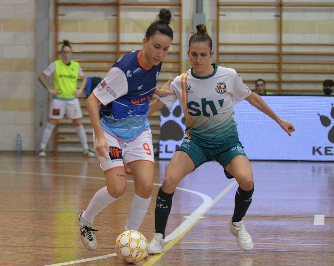 El STV Roldán consigue tres importantes puntos ante un buen  Ourense Envialia ( 3 – 0 )
