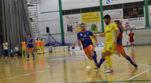El Cidade de Narón suma tres puntos al vencer al Sala Ourense ( 3 – 0 )