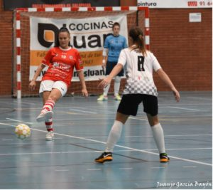 Futsal Femenino – Colme Futsal a por la cuarta victoria ante el CD Leganes ¨B¨