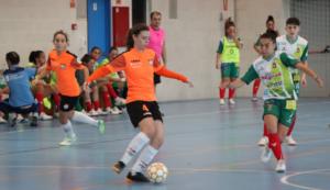 Viaxes Amarelle y Poio Pescamar diputarán un derbi gallego en la élite del Futsal femenino