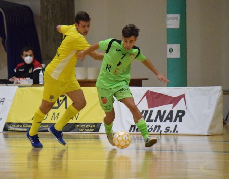 El Cidade de Narón consigue el primer punto de la temporada  ante el SD Xove