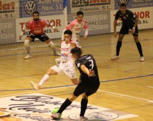 Noia Portus Apostoli, vence al Rivas Futsal y sigue invicto (  5 – 1 )