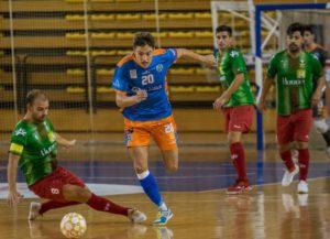 Sala Ourense deja escapar tres puntos ante el O Esteo FS.
