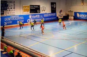 Poio Pescamar vence a un correoso Gran Canaria Teldeportivo ( 5 – 2 )