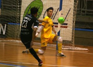 Copa de S.M El Rey – Burela P. Rubén  vence al Santiago Futsal en un emocionante e igualado derbi ( 2 – 5 )