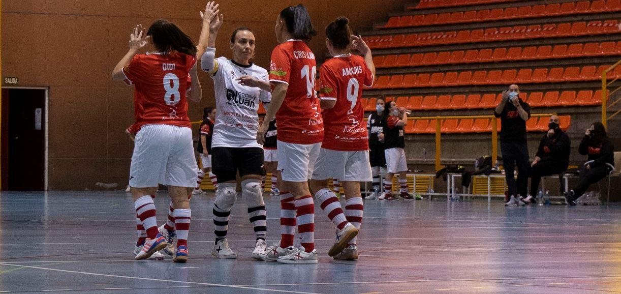 Fútbol Sala femenino – Colme Futsal recibe al Rivas