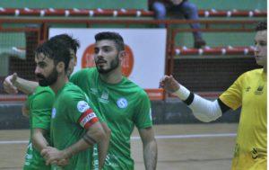 El Santiago Futsal prepara la Copa del Rey ante el Leis Pontevedra