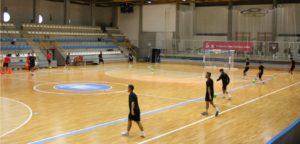 El Santiago Futsal vuelve a la rutina de entrenamientos