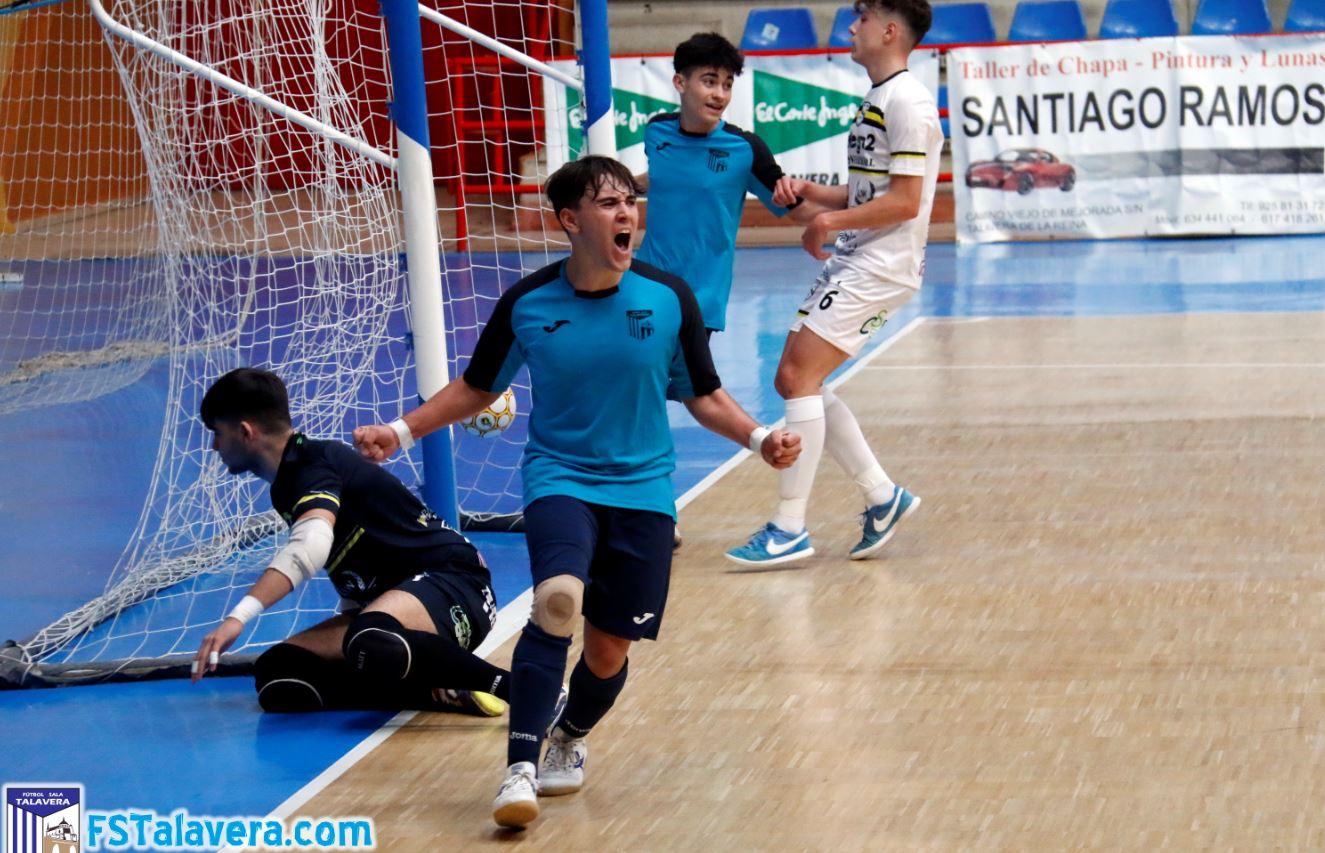 División de Honor Juvenil – Soliss Talavera vence a Integra2 Navalmoral FS ( 4-2 )