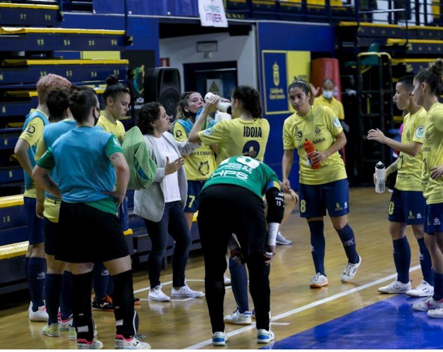 Gran Canaria Teldeportivo , se enfrenta al Cidade de As Burga de Codeso.