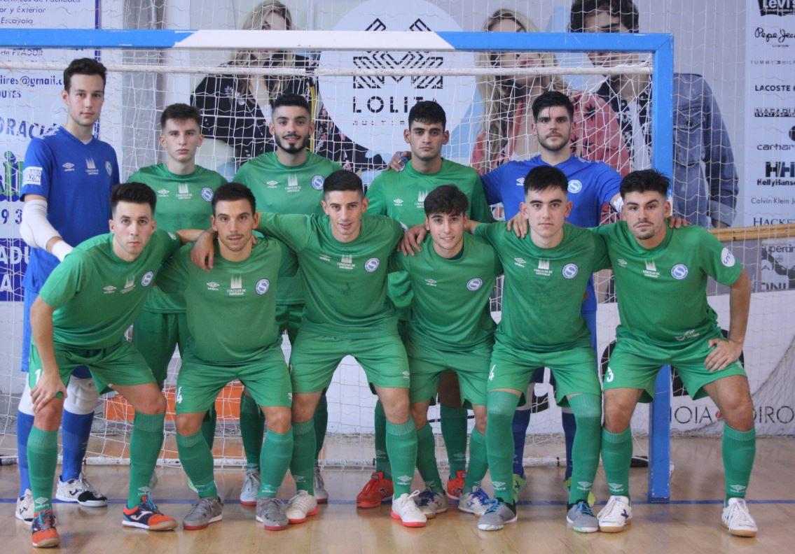 JERUBEX Santiago Futsal debuta en la liga ante el Móstoles FS