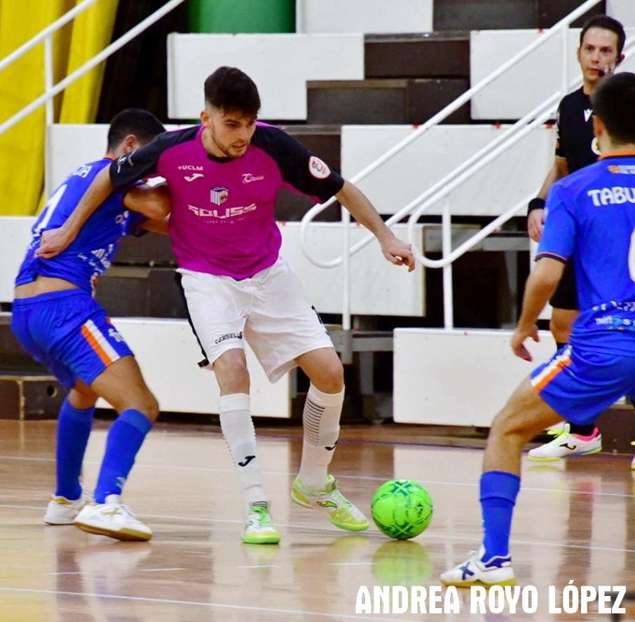 El Soliss FS Talavera pierde ante el Full Energia Zaragoza, y cae apeado de la Copa S.M. El Rey