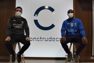 Héctor Souto e Ique analizan el partido ante el Palma Futsal