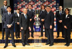Bruno Garcia hizo balance de la trayectoria de la Selección Nacional de Japón