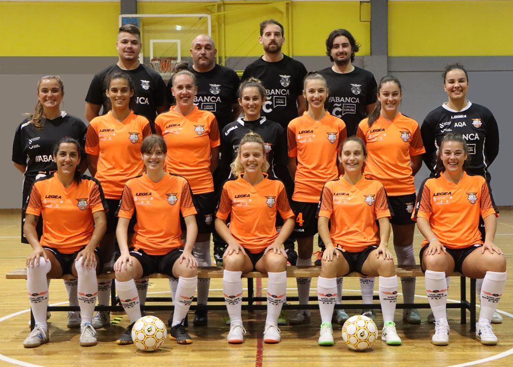Viaxes Amarelle FSF disputará un nuevo derbi gallego ante el Ourense Envialia