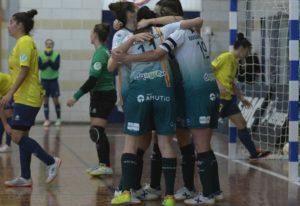 STV Roldán vence al Gran Canaria Teldeportivo y se consolida en la segunda posición ( 5 -1 )