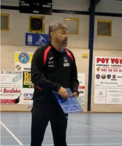 Hoy entrevistamos al entrenador ferrolano Javi Leira