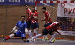 El SIMA Granada vence con autoridad al UD Coineña ( 6 – 2 )