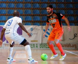 El UMA Antequera último rival del año para el Burela P.Rubén FS