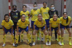 CD Salesianos Puertollano recibe al Villacañas FSF en la disputa de tres importantes puntos para ambos
