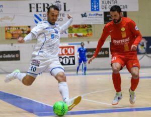 O Parrulo Ferrol abre la venta anticipada de entradas para el partido ante Movistar Inter