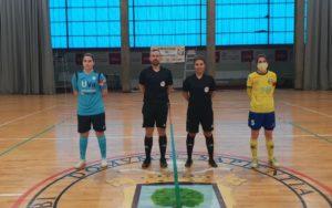Universidad Valladolid y CD Salesianos firman tablas ( 0 – 0 )