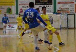 El Cidade de Narón consigue una importante victoria ante el Distrito Ventorrillo FS