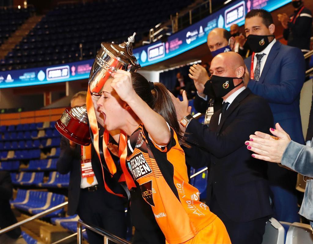 El Burela Pescados Rubén Campeón de la Copa de S.M. La Reina de Futbol Sala 2020