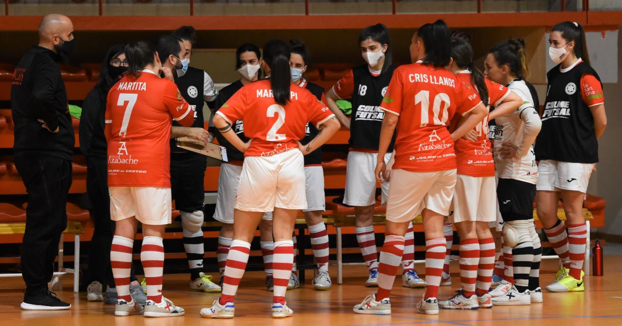 Importantes puntos en juego en el ADAE Simancas – Come Futsal