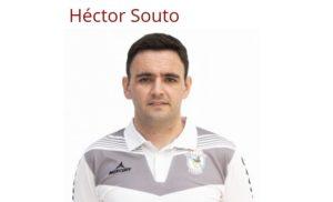 Héctor Souto analiza el partido ante el Córdoba Patrimonio