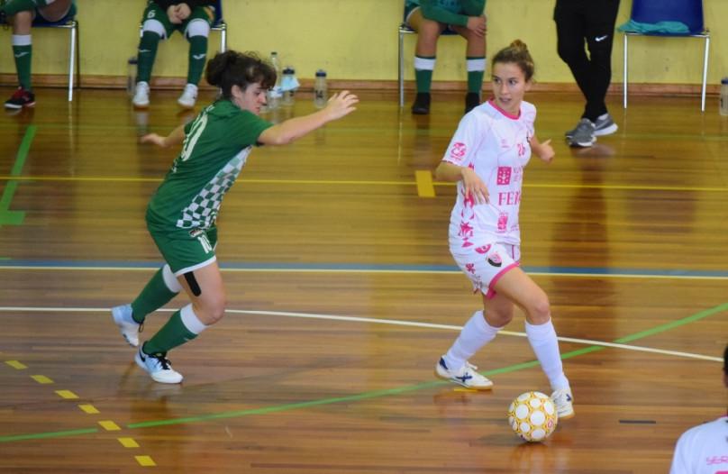 El derbi femenino de Ferrolterra entre Valdetires y A Fervenza, se lo lleva el equipo de Fran Toba ( 4 – 1 )