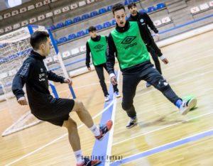 JERUBEX Santiago Futsal cierra el año en la cancha del Leganés